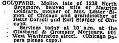 GOLDFARB_Mollie_LATIMES_19291231_obit