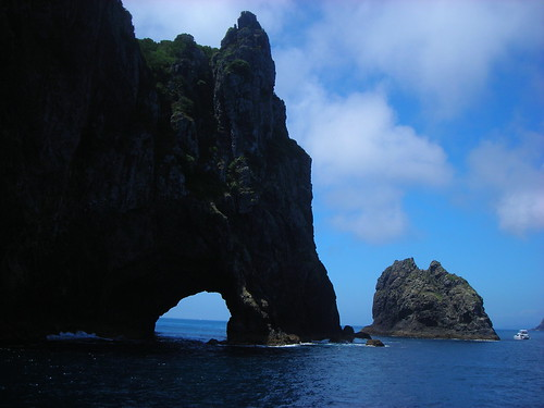 Hole in the Rock - Cream Trip Cruise in the Bay of Islands - Little bit of Paradise