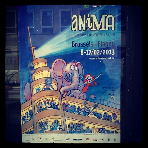 countdown for #anima #festival #flagey