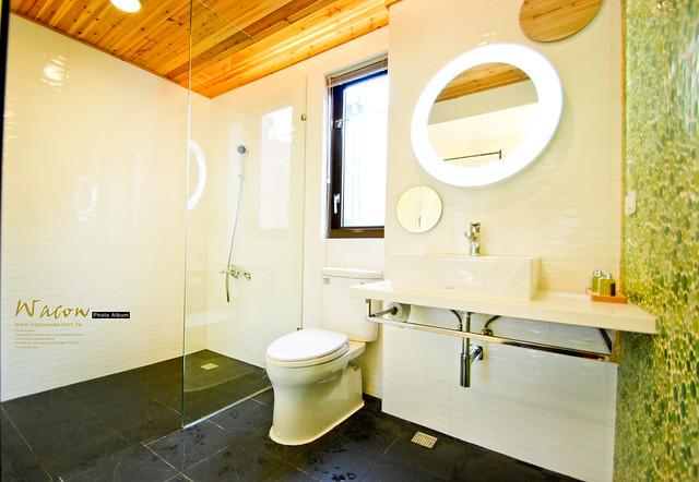 首瓦民宿浴室