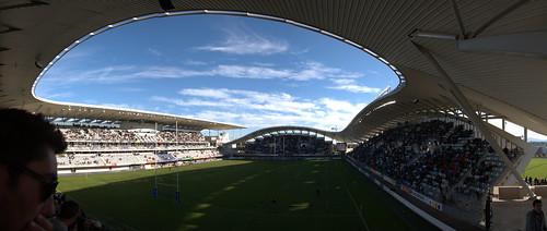 Stade de rugby de montpellier