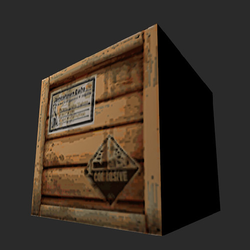 Old Crate Texture