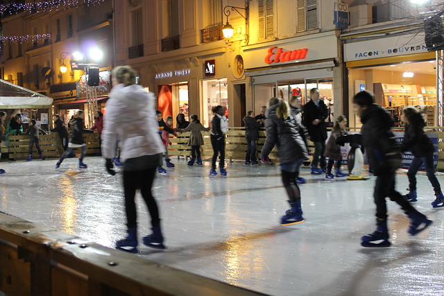 Nocturnes, Patinoire de Dreux