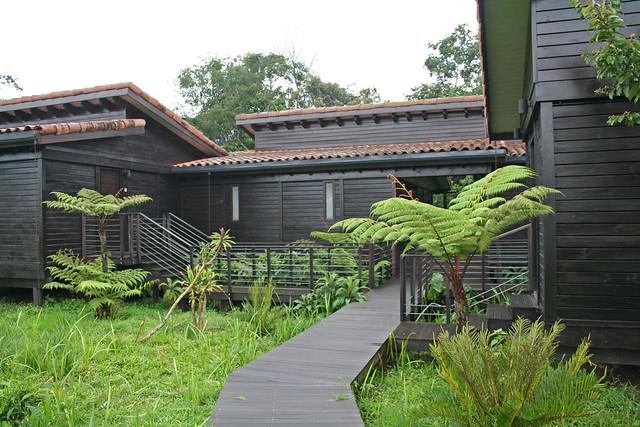 Nyungwe Forest Lodge villa