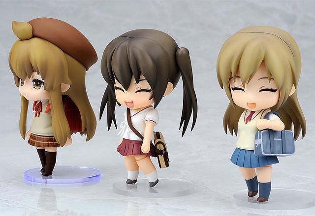 Nendoroids of Minami-ke