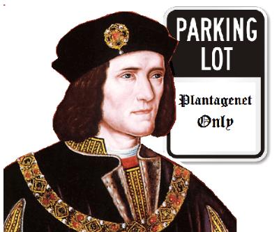 Richard III: Overtime Parking