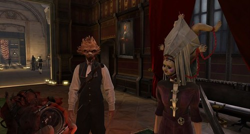 dishonored mission 5 lady