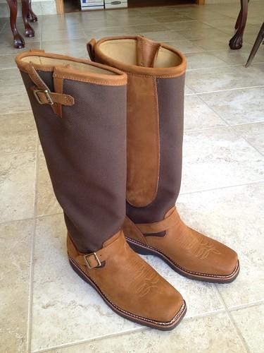 Chippewa Snake Boots
