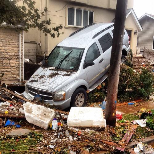 The Power of Hurricane Sandy