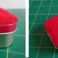 DIY: Swiss Tin (or First Aid Kit), an upcycled Altoids Tin