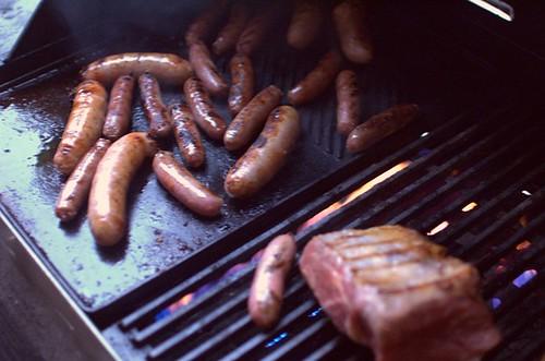 Sausages, beef