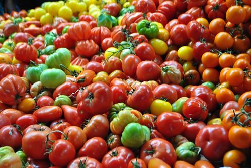 London - Market - Tomato