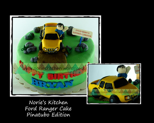 Norie's Kitchen - Ford Ranger Pinatubo Edition by Norie's Kitchen