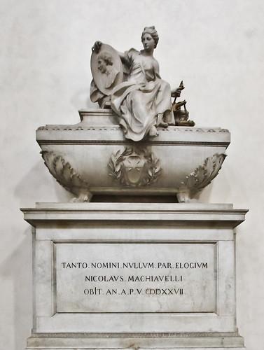 Macchiavelli's Tomb