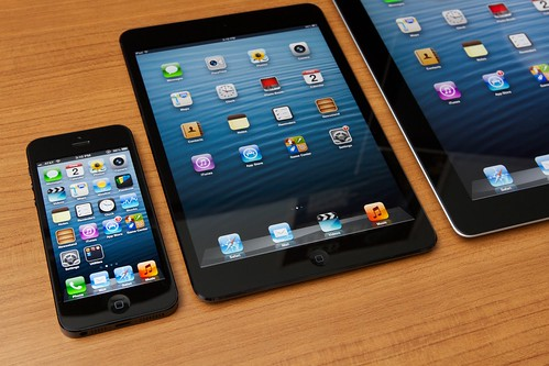 iPhone 5 & iPad mini & iPad 3