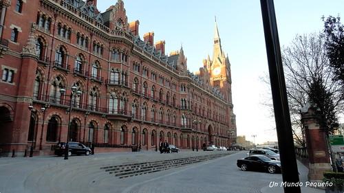 St Pancras Station - London, UK