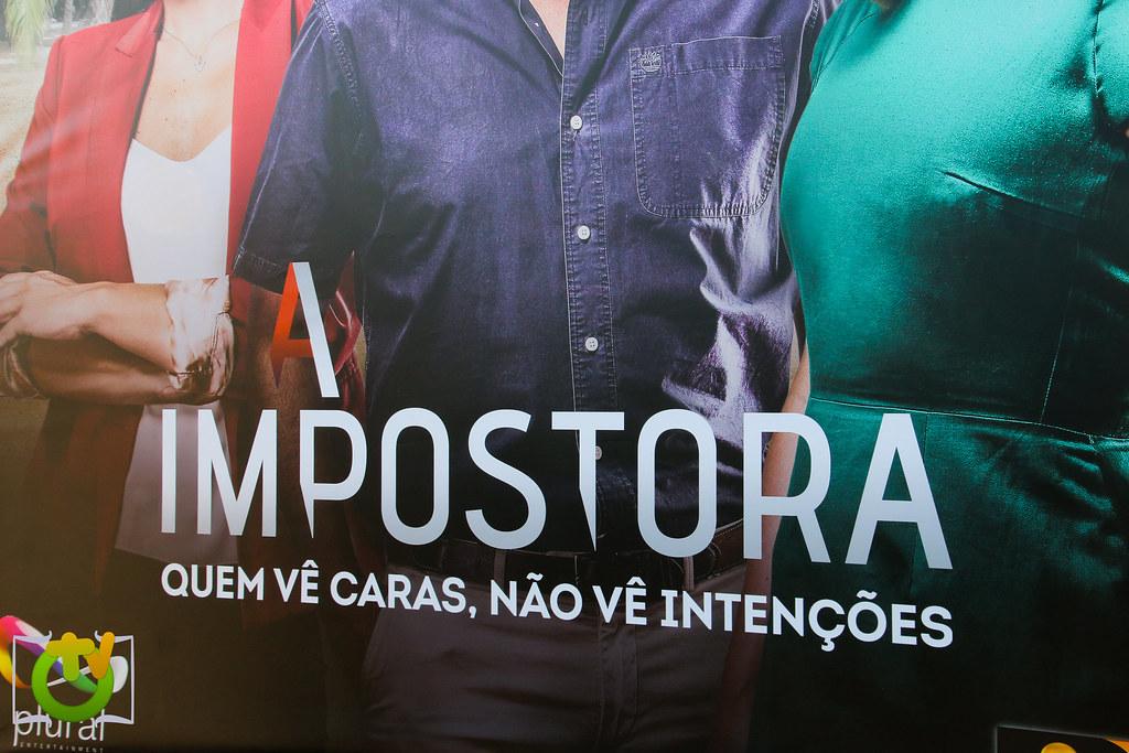 A Impostora - Antestreia
