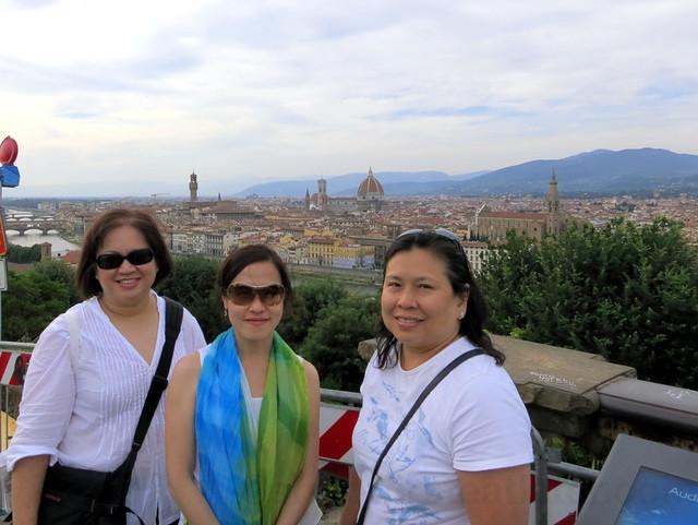 Piazzale Michelangelo (Michelangelo Square)-002