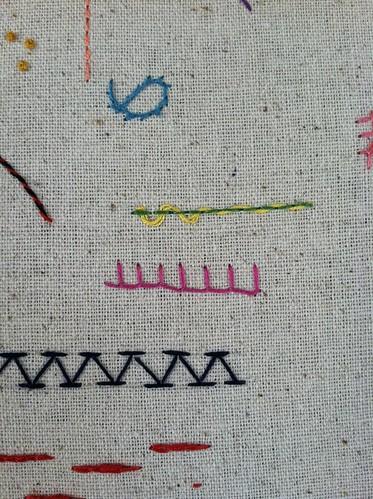blanket stitch complete