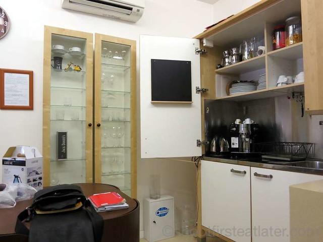 B&B San Pietro Alle Fornaci- kitchen