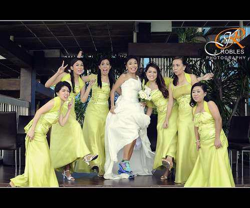 Ave + Aranas Wedding