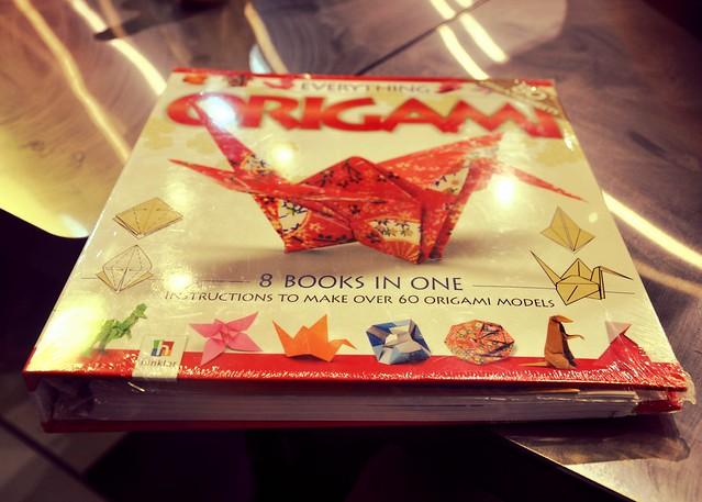 Origami 8 Books In One