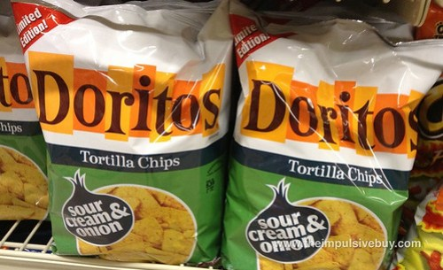 Sour Cream & Onion Doritos