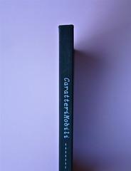 Simone Bisantino, Il ragazzo a quattro zampe. Caratteri Mobili 2012. Pr. grafico e impaginazione: Michele Colonna; ill. di Giuseppe Incampo. Dorso(part.), 1
