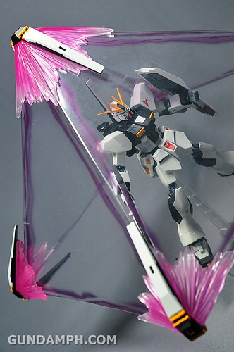 Robot Damashii Nu Gundam & Full Extension Set Review (87)