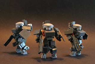 IronSniper Squad