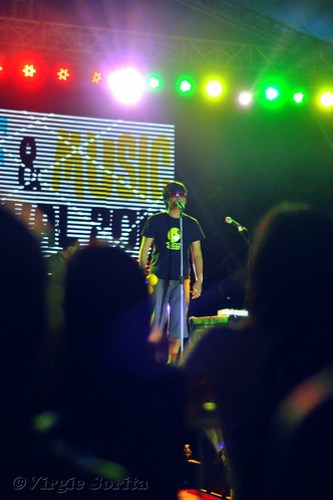 Pedicab - Surf and Music Festival 2012 Day 1