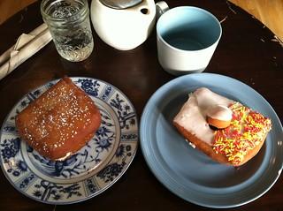 Fritz's Pastry Vegan Donuts
