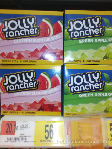Jolly Rancher Gelatin Mix