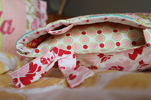 cushion tie