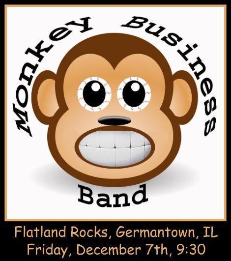 Monkey Business 12-7-12