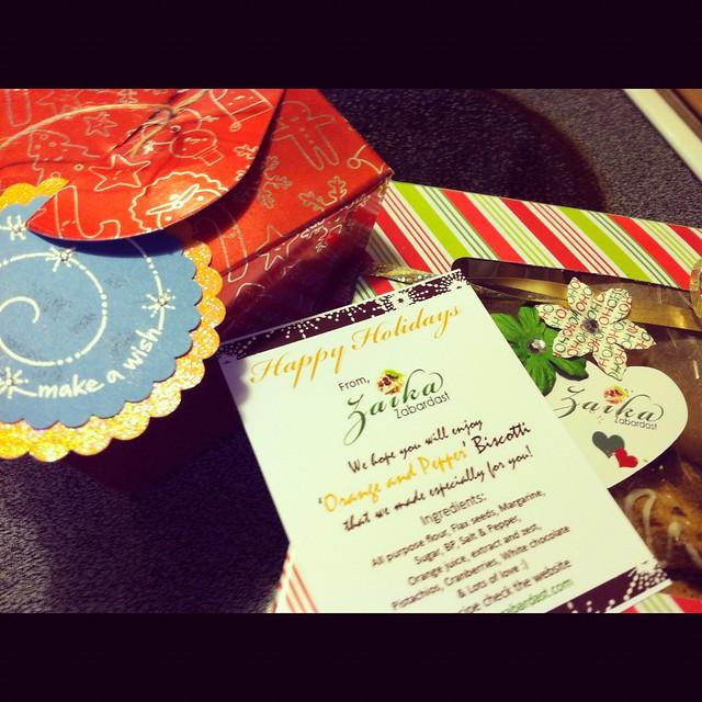 Cookie swap package 2 & 3