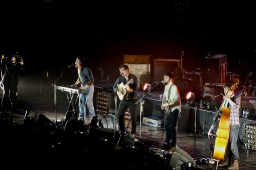 Mumford and Sons at the O2