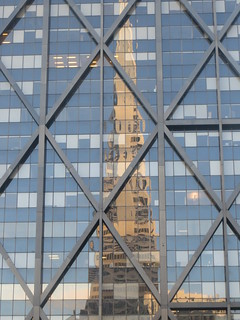 Transamerica Reflection