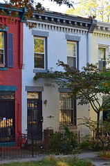 DC Home of Marie Richardson: 2012