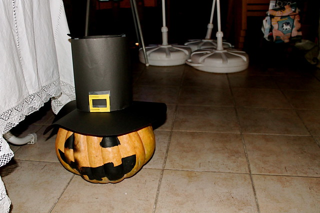 Pilgrim pumpkin
