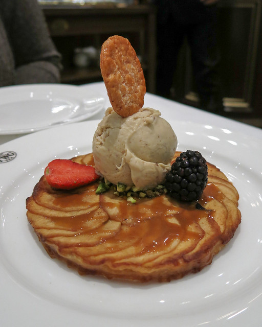Normandy Apple Tart at TWG