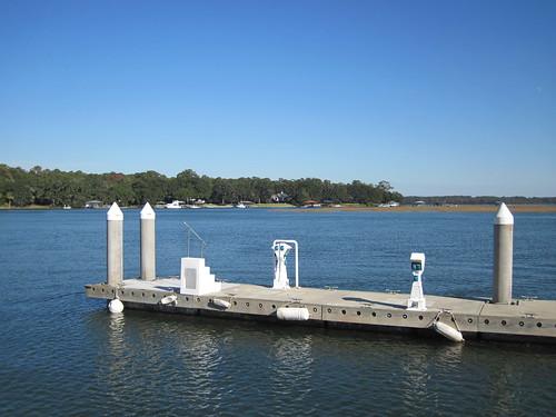 View from Isle of Hope marina