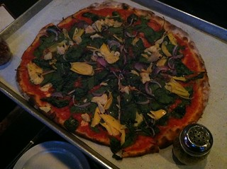 Vegan Pizza at Piece