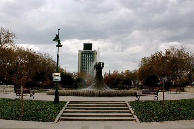 Park near Taksim