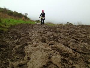 Mud trail (photo courtesy 365Ultra)