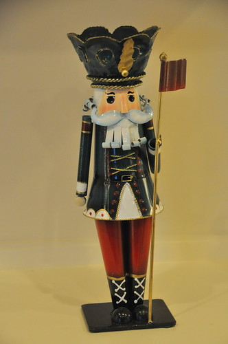 metal nutcracker