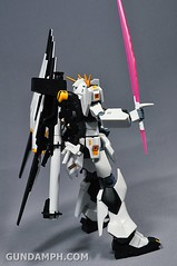 Robot Damashii Nu Gundam & Full Extension Set Review (32)