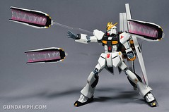 Robot Damashii Nu Gundam & Full Extension Set Review (42)