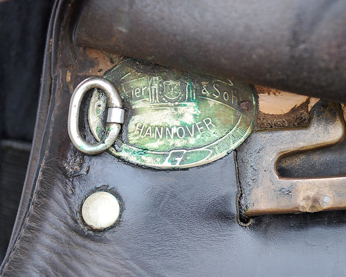 Passier Saddle for Sale