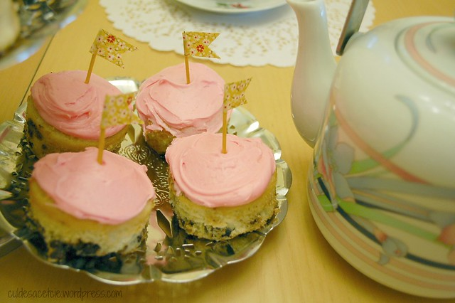 Tea party Bday!